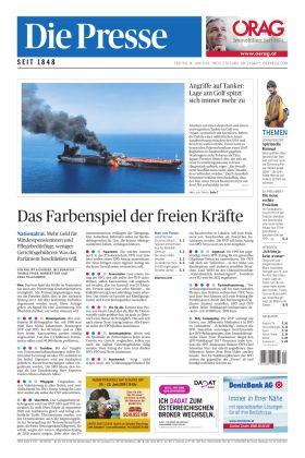 Presse Cover 14.6.2019