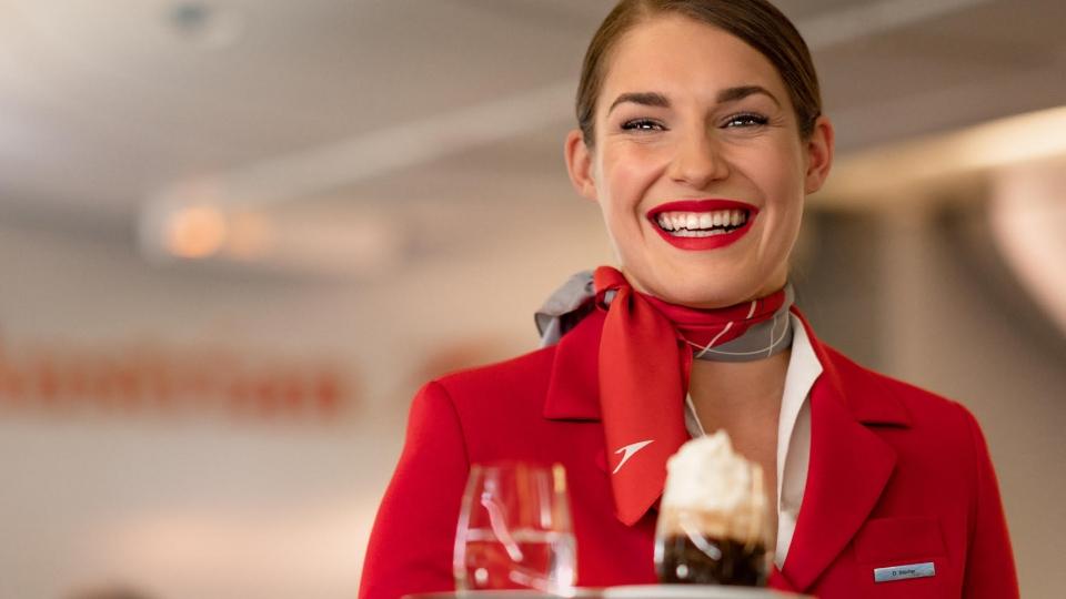 Austrian Airlines Werbekampagne S-2019