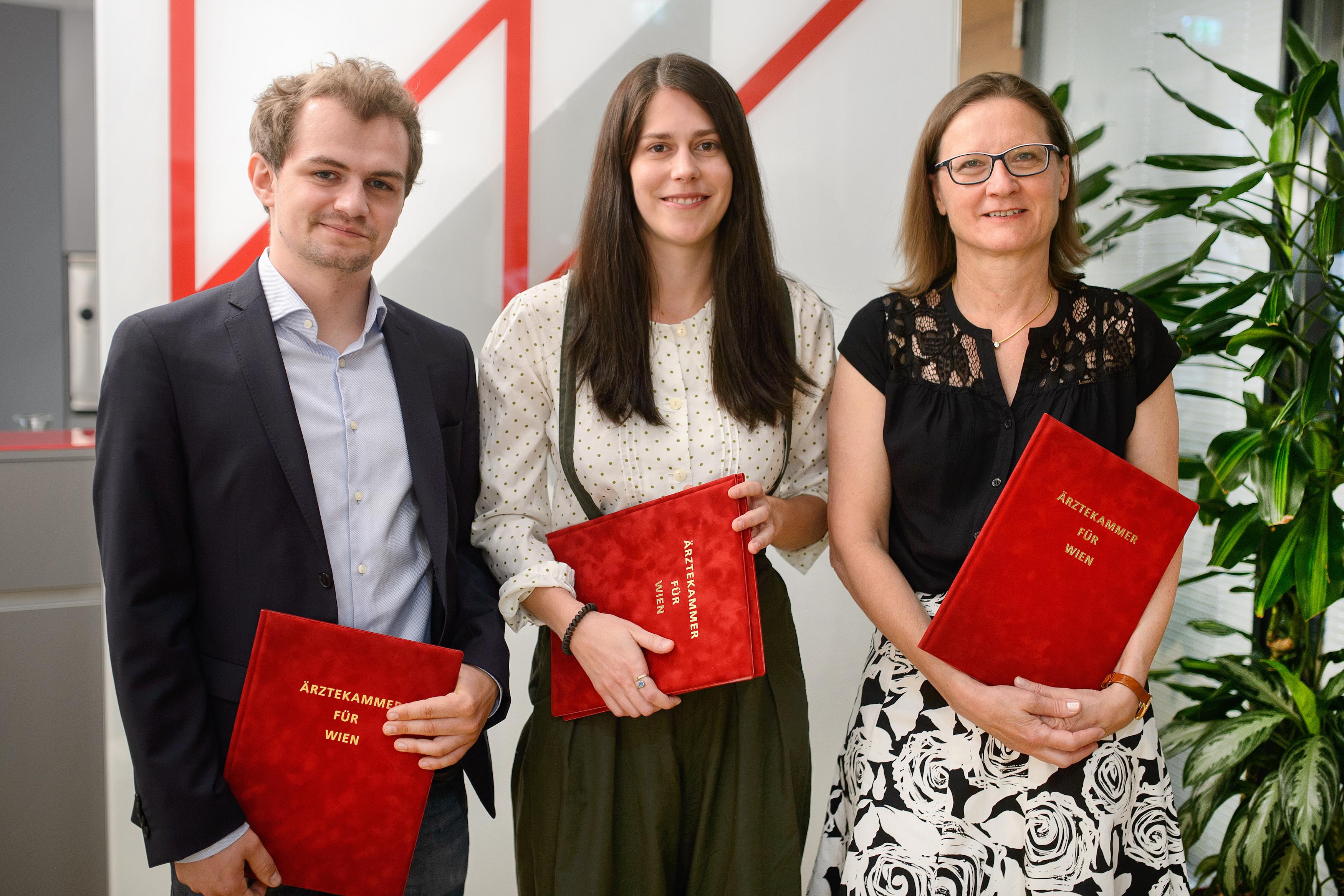 Ärztekammer Wien vergibt Pressepreis 2018