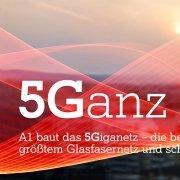 A1 Werbekampagne 5G