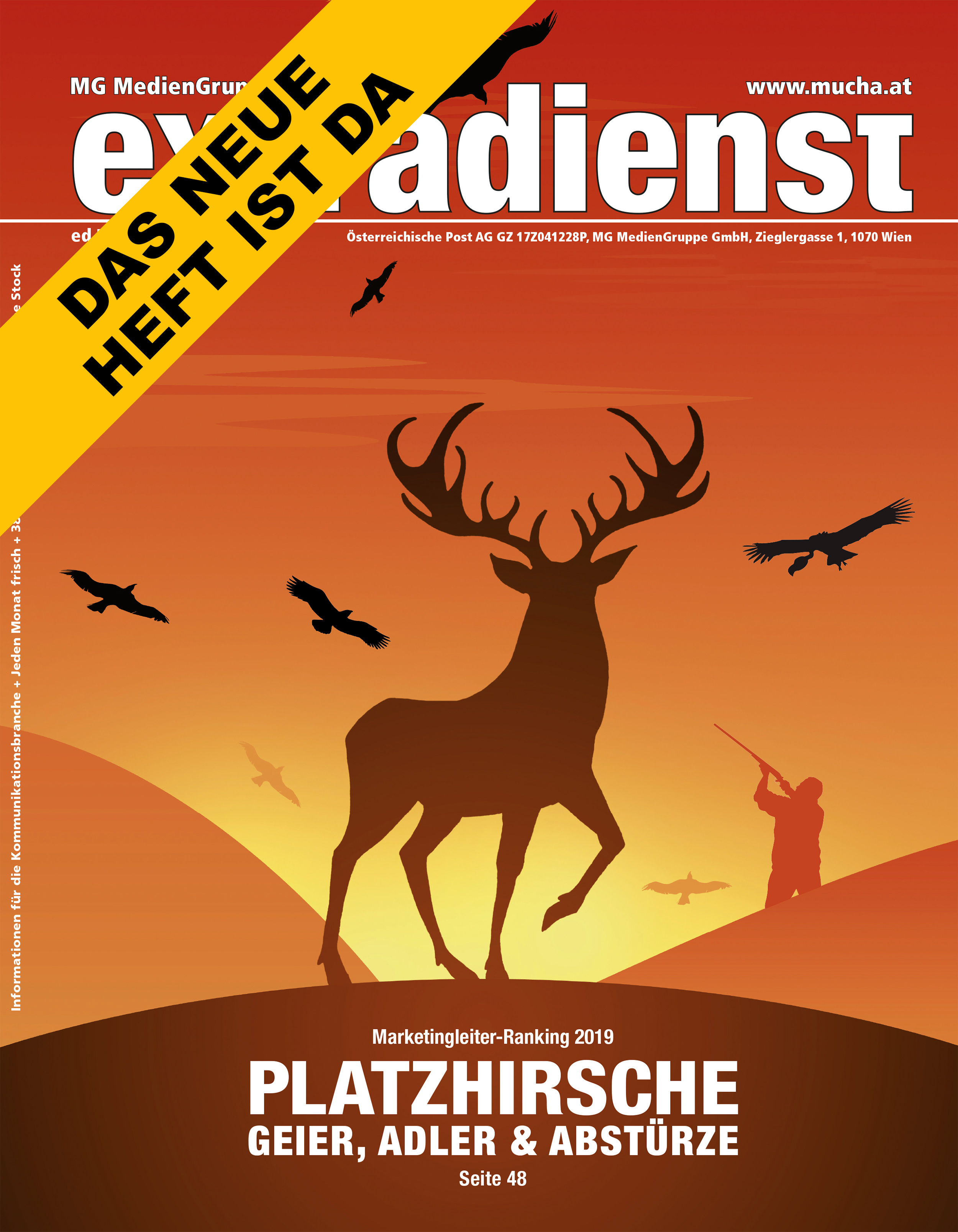ExtraDienst Magazincover