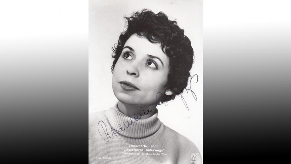Rosemarie Isopp