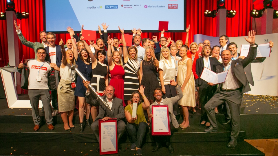 Gewinner Staatspreis Marketing 2019
