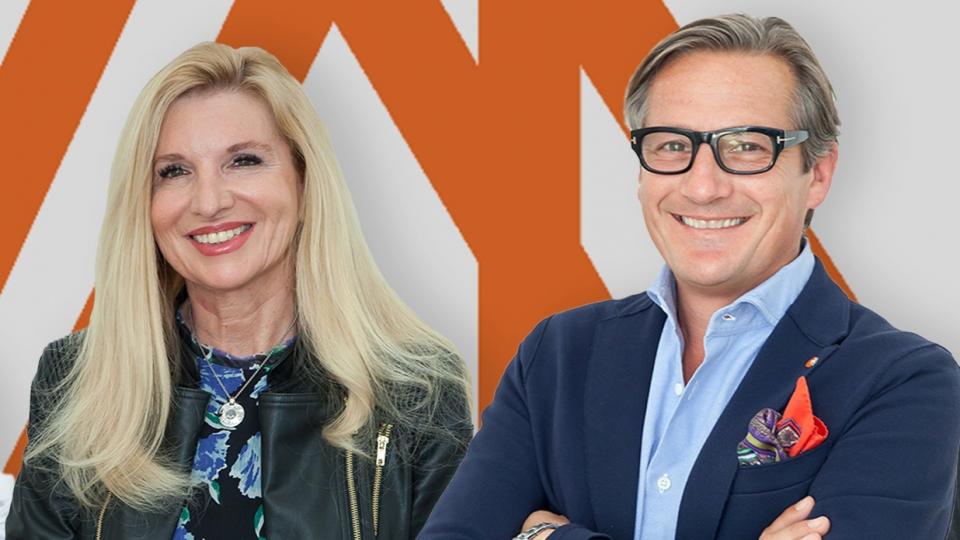 Andrea Tassul und Gerhard Huber