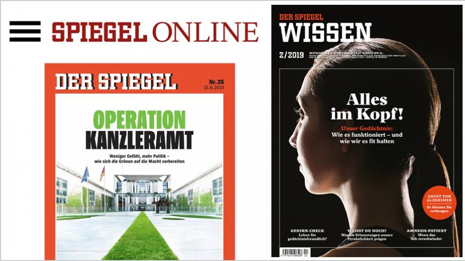 Spiegel und Spiegel Online sollen fusionieren