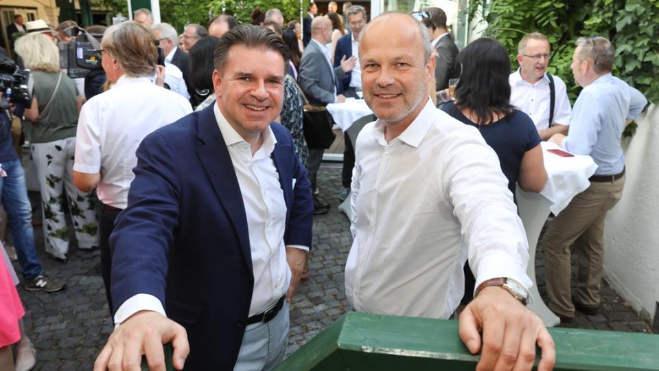 Gerald Grünberger, Markus Mair