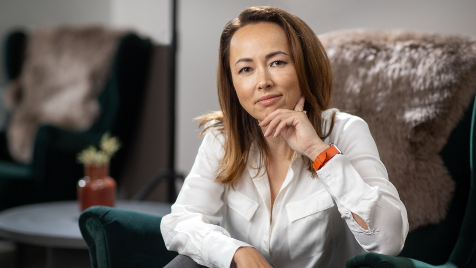 Maria Hedengren, CEO von Readly