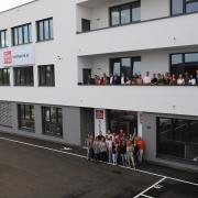 Der neue Firmensitz in Leonding