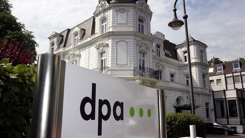 70Jahre dpa - dpa-Zentrale in Rotherbaum, Hamburg