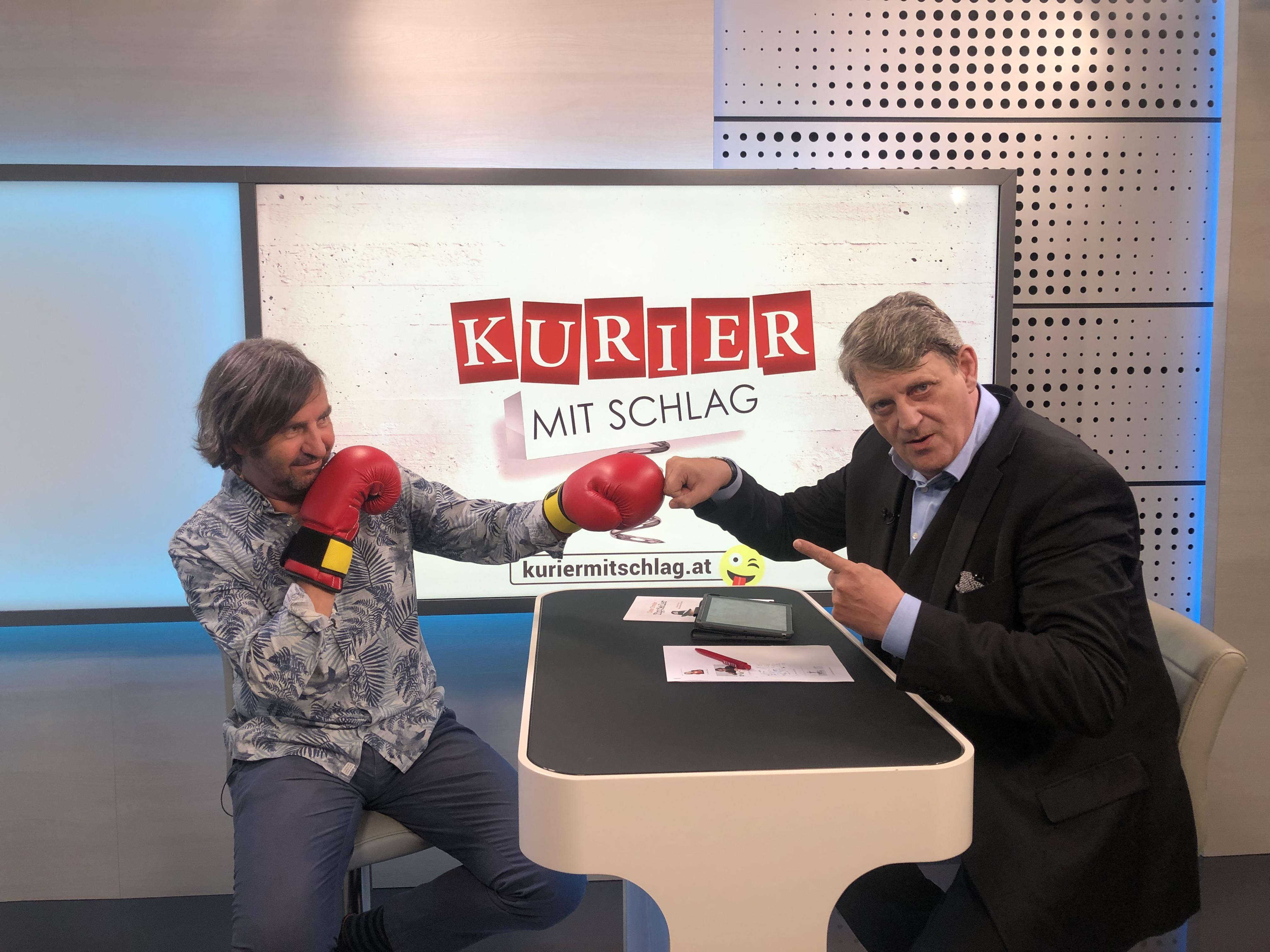 "Neues ""Kurier""- Satireportal im ED-Humor-Check"