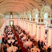 Aula der Alten Universität in Graz