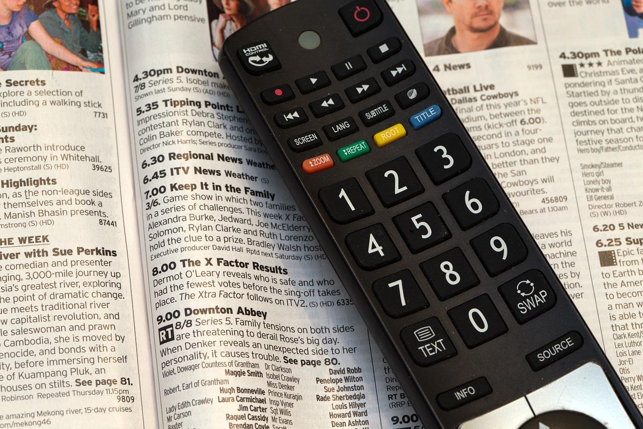 Neue Fernsehsender 2019