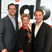 Geschäftsführer Stephan Kreissler, Alexandra Vetrovsky-Brychta und André Eckert