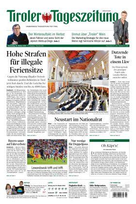 Tiroler Nachrichten