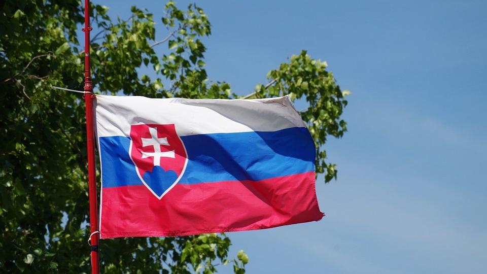 Slowakische Fahne