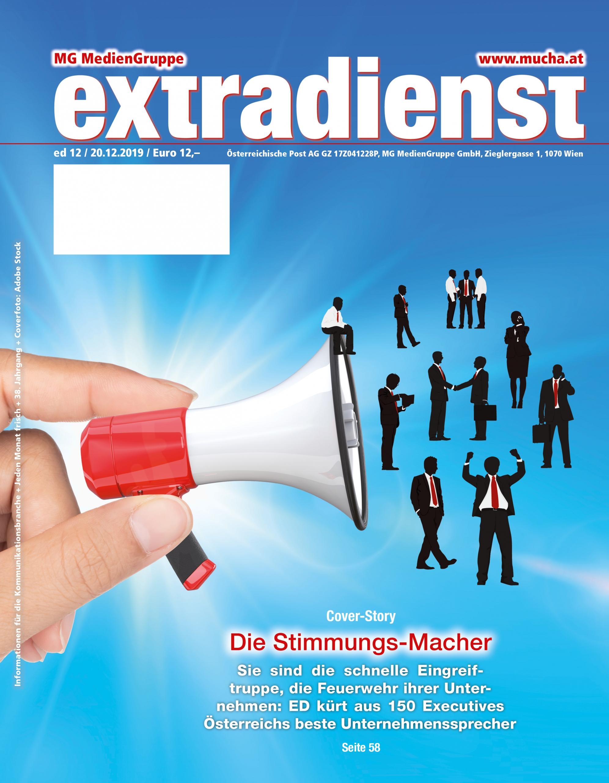 ED kürt beste Pressesprecher Österreichs