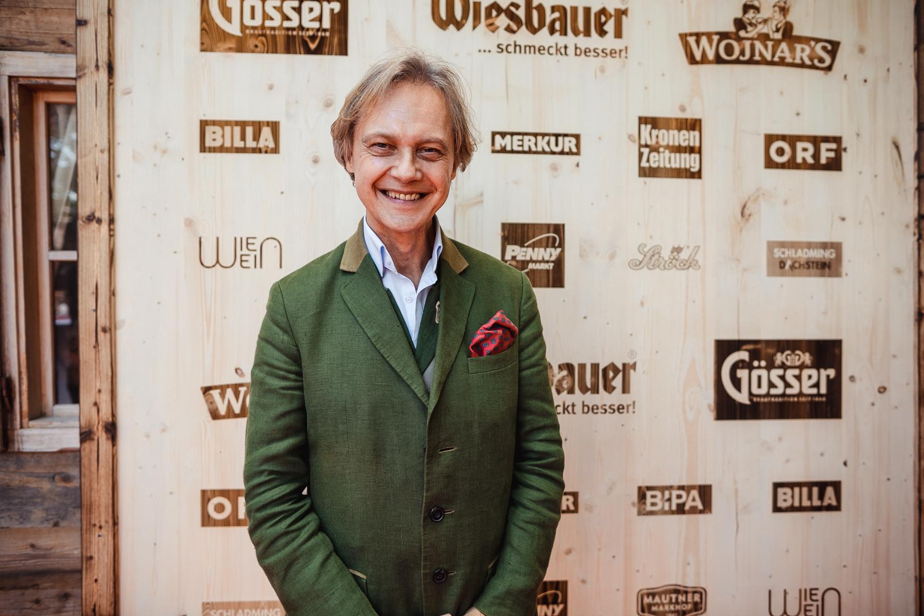 Christian Feldhofer Wiener Wiesn David Pan 21. September 2021