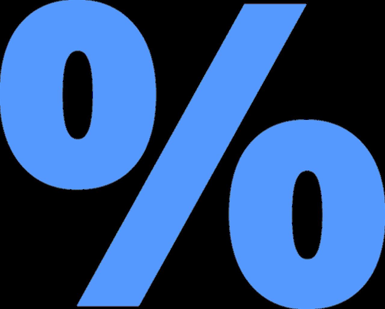 percent 3365839 1280 15. Juni 2021