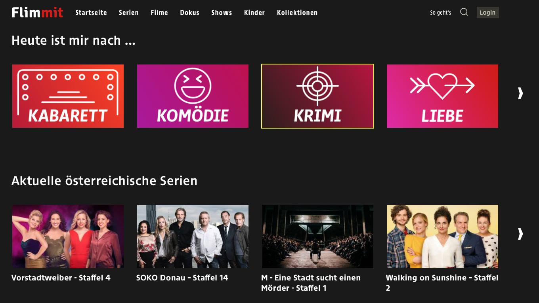 Relaunch für ORF-Streamingplattform