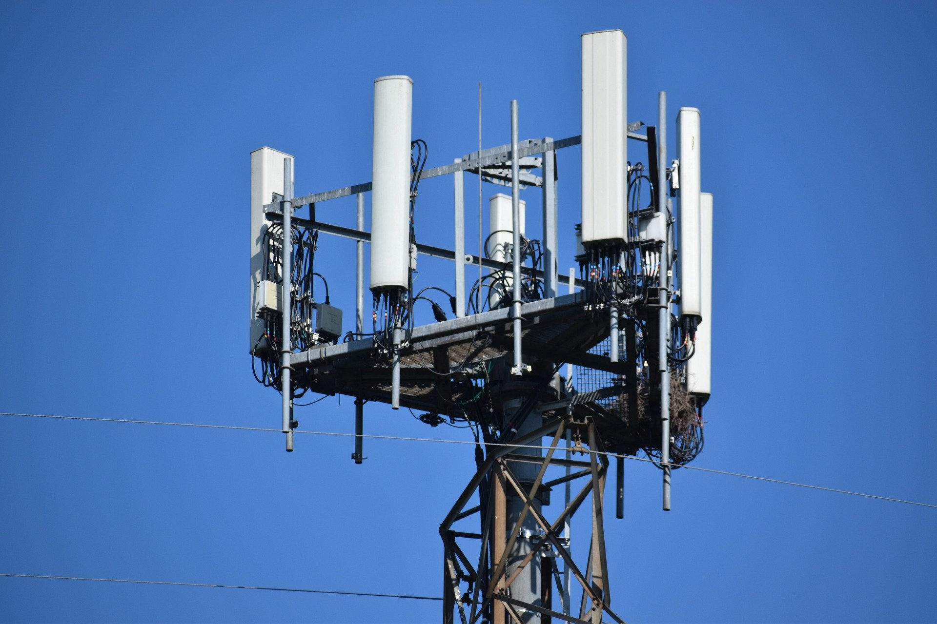 cell tower 5390644 1920 14. Juni 2021