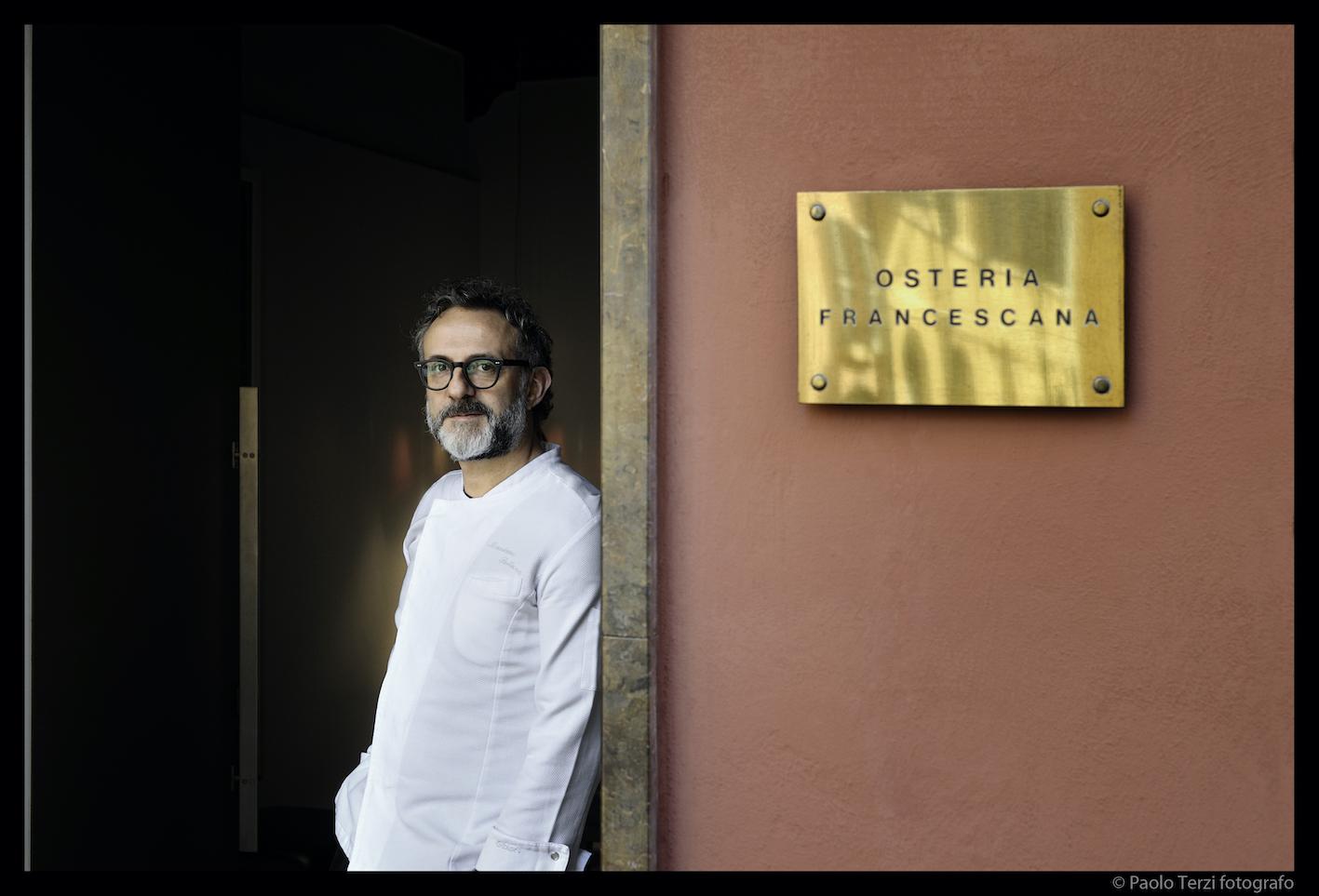 Massimo Bottura2 credits PAOLO TERZI 14. Juni 2021