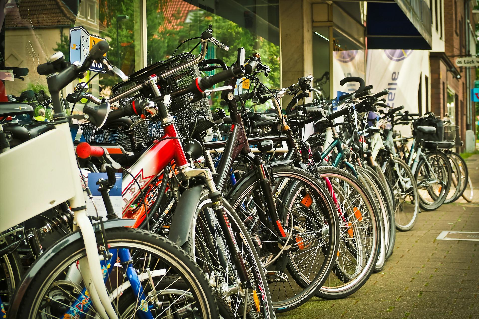 bicycles 1541075 1920 15. Juni 2021