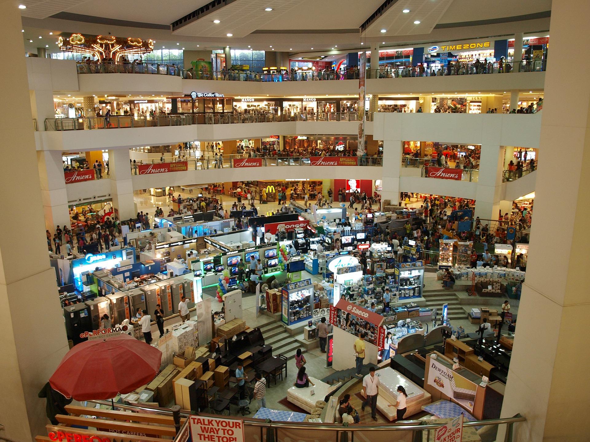 mall 591337 1920 15. Juni 2021