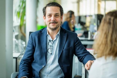 Goldbach Media Sales Director Ralf Schalkhammer