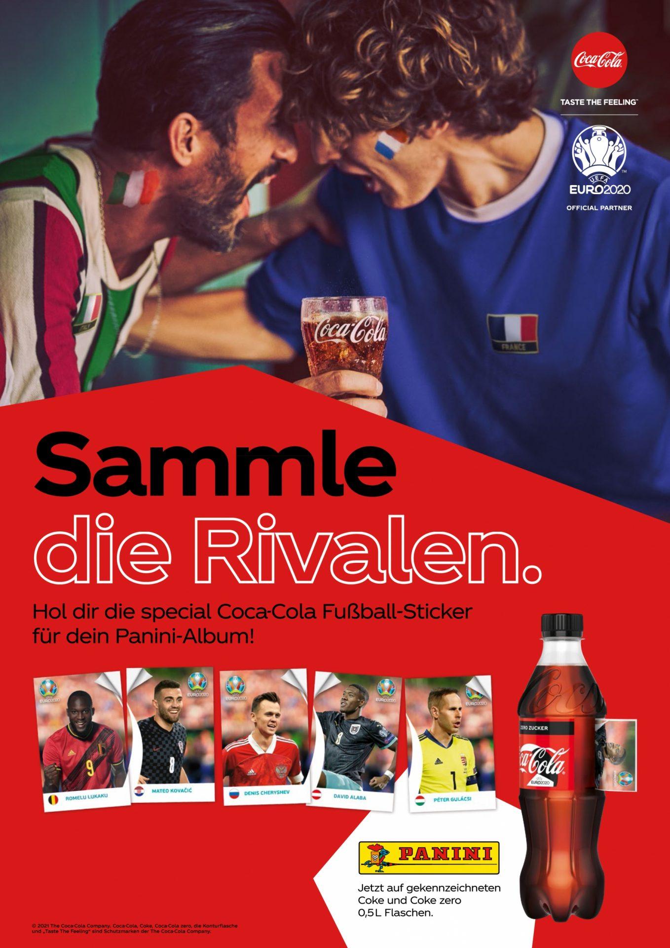 Coca Cola Panini Promotion scaled 17. Juni 2021